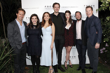 Olivia Cooke Premiere Of Focus Features' 'Thoroughbreds' - Red Carpet
