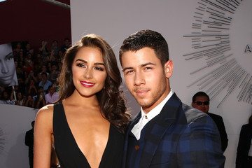 Olivia Culpo Arrivals at the MTV Video Music Awards — Part 2