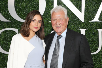 Olivia Culpo The Stronach Group Owner's Chalet At 141st The Preakness
