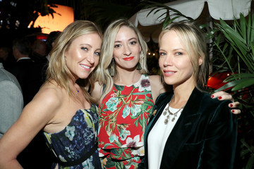 Olivia Hamilton Vanity Fair and Barneys New York Hold Private Dinner in Celebration of 'La La Land'