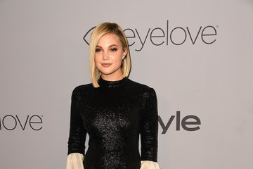 Olivia Holt Warner Bros. Pictures And InStyle Host 19th Annual Post-Golden Globes Party - Arrivals