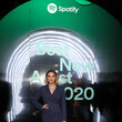 """Olivia Holt Spotify Hosts """"Best New Artist"""" Party At The Lot Studios - Inside"""