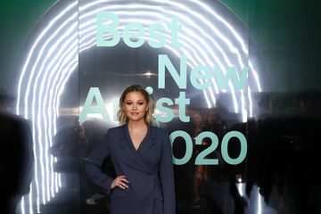 "Olivia Holt Spotify Hosts ""Best New Artist"" Party At The Lot Studios - Inside"