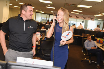 Olivia Jordan Annual Charity Day Hosted By Cantor Fitzgerald, BGC and GFI - BGC Office - Inside