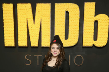 Olivia Luccardi The IMDb Studio At The 2018 Sundance Film Festival - Day 4