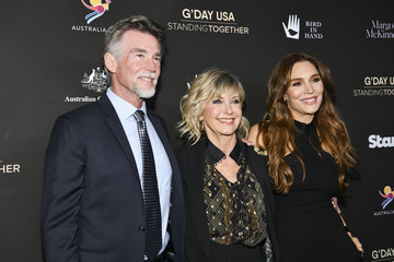 Olivia Newton-John G'Day USA 2020 | Standing Together Dinner