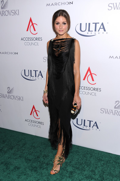 Olivia Palermo - Arrivals at the Accessories Council ACE Awards