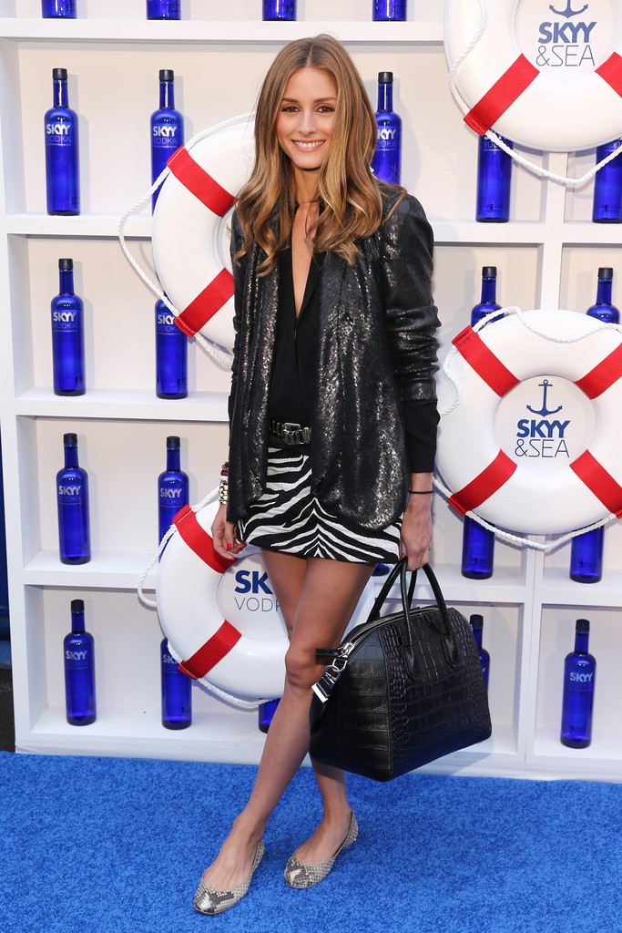 Olivia Palermo - Arrivals at the Governors Ball Music Festival Kick-Off Party