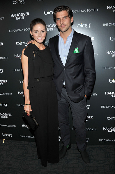 "Olivia Palermo - The Cinema Society & Bing Present A Screening Of ""The Hangover Part II"" - Inside Arrivals"