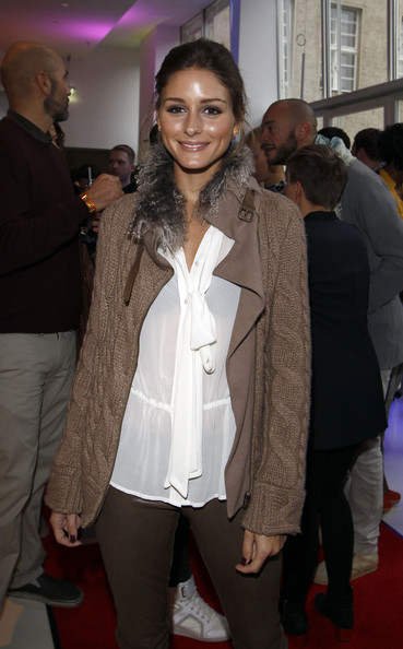 Olivia Palermo - Gala Fashion Brunch - Mercedes-Benz Fashion Week Berlin Autumn/Winter 2012