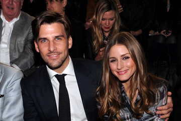 Olivia Palermo Johannes Huebl 2013 Victoria's Secret Fashion Show - Audience