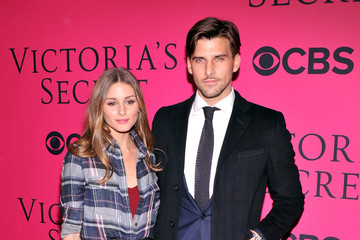 Olivia Palermo Johannes Huebl Arrivals at the Victoria's Secret Fashion Show — Part 2