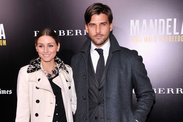 Olivia Palermo Johannes Huebl 'Mandela: Long Walk to Freedom' Screening in NYC — Part 3