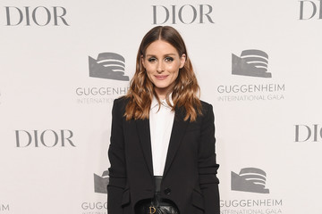 Olivia Palermo 2018 Guggenheim International Gala Pre-Party, Made Possible By Dior