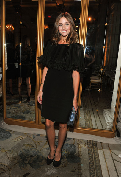 Olivia Palermo Olivia Palermo attends the Marchesa Spring 2012 fashion show during Mercedes-Benz Fashion Week at The Plaza Hotel on September 13, 2011 in New York City.