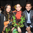 Olivia Palermo Valentino : Front Row - Paris Fashion Week Womenswear Fall/Winter 2020/2021