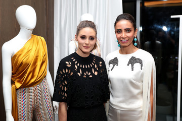 Olivia Palermo SemSem SS19 Collection Preview At The Abu Dhabi EDITION