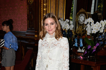 Olivia Palermo Dinner to Celebrate the Launch of Fabrizio Viti Cruise 18 Collection Back In Love Again
