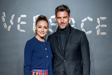 Olivia Palermo Versace Fall 2019 - Arrivals