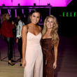 Olivia Rink Nina Garcia, Jameela Jamil And E! Entertainment Host ELLE, Women In Music Presented By Spotify - Inside