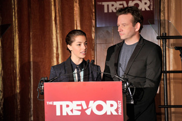 Olivia Thirlby Inside the TrevorLIVE Event in NYC — Part 2