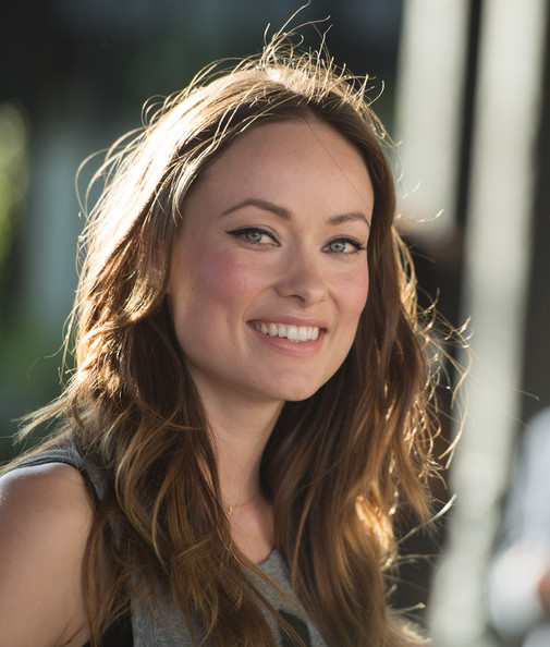 Ghetto Film School 10th Annual Spring Benefit — Part 2 [hair,face,blond,facial expression,hairstyle,beauty,lady,smile,long hair,lip,ghetto film school 10th annual spring benefit - arrivals,olivia wilde,apring benefit,the standard biergarten,new york city,ghetto film school]