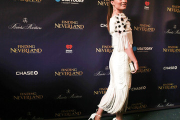 Olivia Wilde 'Finding Neverland' Broadway Opening Night - Arrivals & Curtain Call