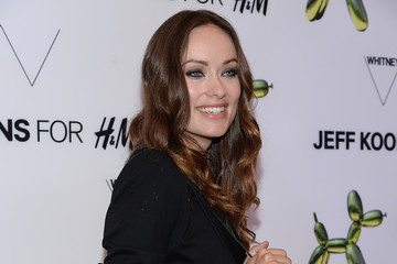 Olivia Wilde H&M Flagship Fifth Avenue Store Launch Event