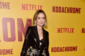 Olivia Wilde Premiere Of Netflix's 'Kodachrome' - Red Carpet