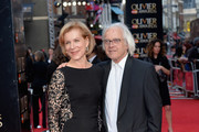 Juliet Stevenson and Hugh Brody attend The Olivier Awards with Mastercard at The Royal Opera House on April 3, 2016 in London, England.