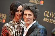 Ronnie Wood and Sally Humphreys Photos - 1 of 401 Photo