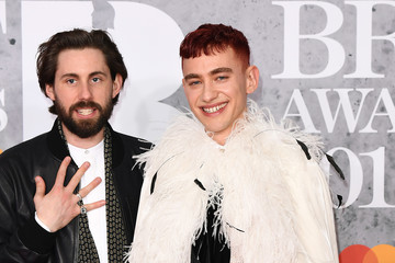 Olly Alexander The BRIT Awards 2019 - Red Carpet Arrivals