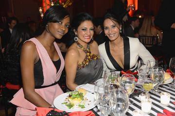 Oluchi Onweagba Celebs at the 5th Annual Blossom Ball