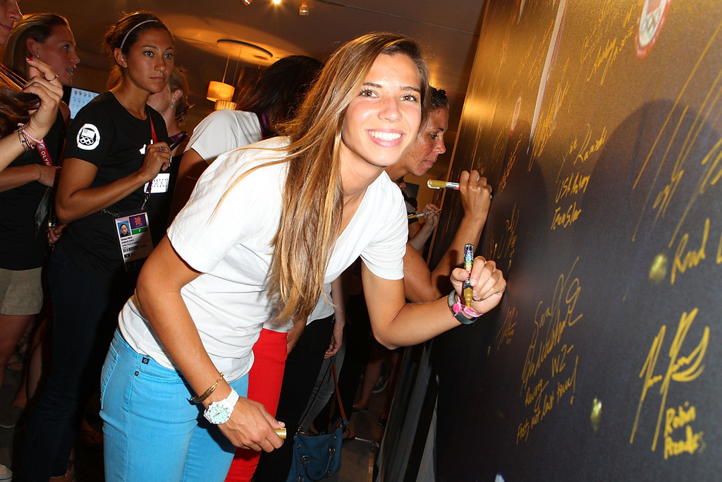 Who Is Alex Morgan Dating Alex Morgan Has Apologized For