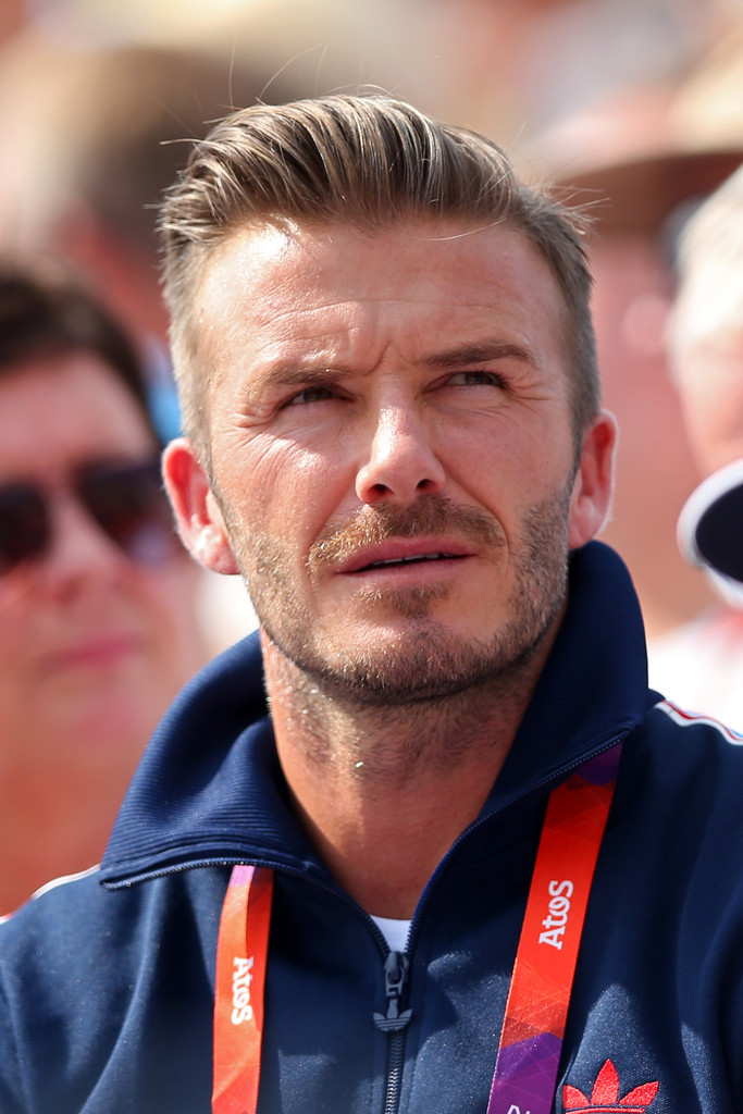 english oral - david beckham essay An archive of our own, a project of the organization for transformative works.