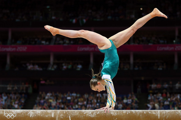 Lauren Mitchell In Olympics Day 2 Gymnastics Artistic