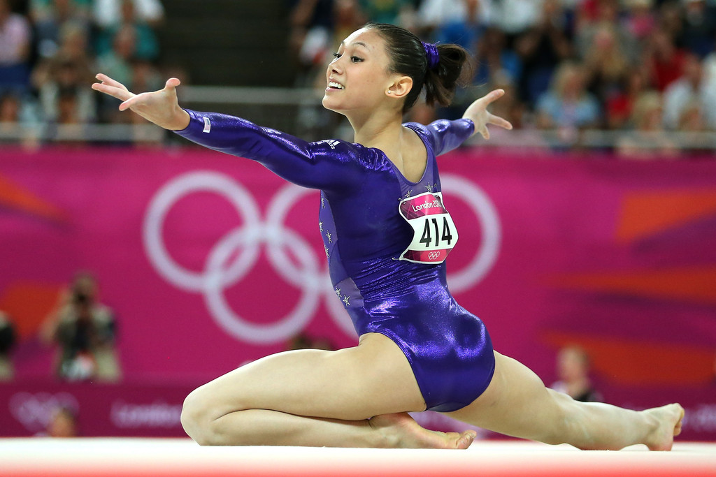 Kyla Ross Photos Photos Olympics Day 2 Gymnastics