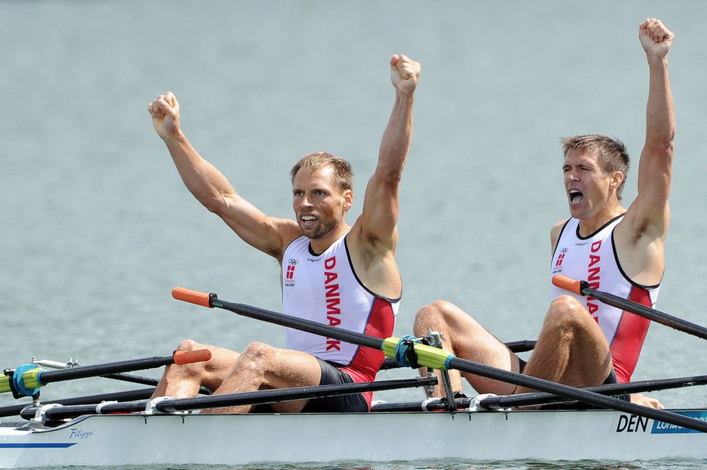 rasmus quist in olympics day 8 rowing zimbio. Black Bedroom Furniture Sets. Home Design Ideas