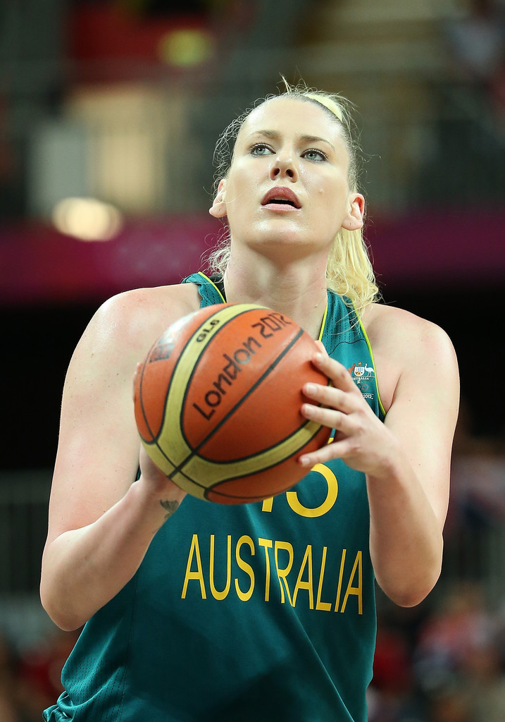 Lauren Jackson now holds the record as the leading