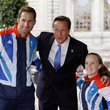 David Cameron Ben Ainslie Photos