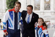 David Cameron Ben Ainslie Photos Photo