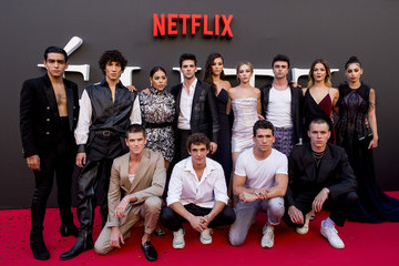"Omar Ayuso Netflix Presents ""Elite"" 2nd Season In Madrid"