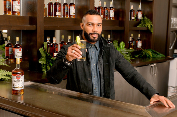BACARDI Brings Rum Room to Chicago with Special Guest Omari Hardwick