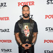 Omari Hardwick STARZ POWER Season 6 Red Carpet And Premiere Event At Madison Square Garden
