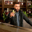 Omari Hardwick BACARDI Brings Rum Room to Chicago with Special Guest Omari Hardwick