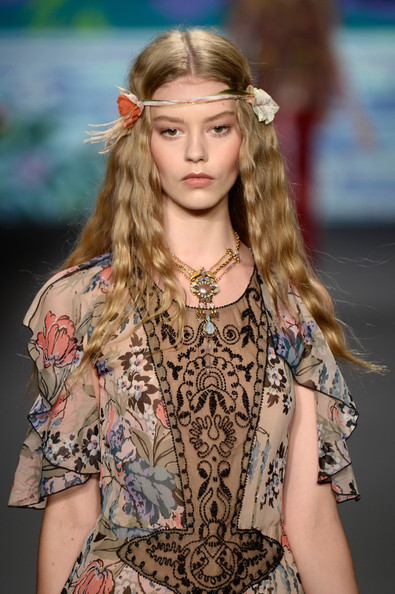 MBFW: Anna Sui Runway