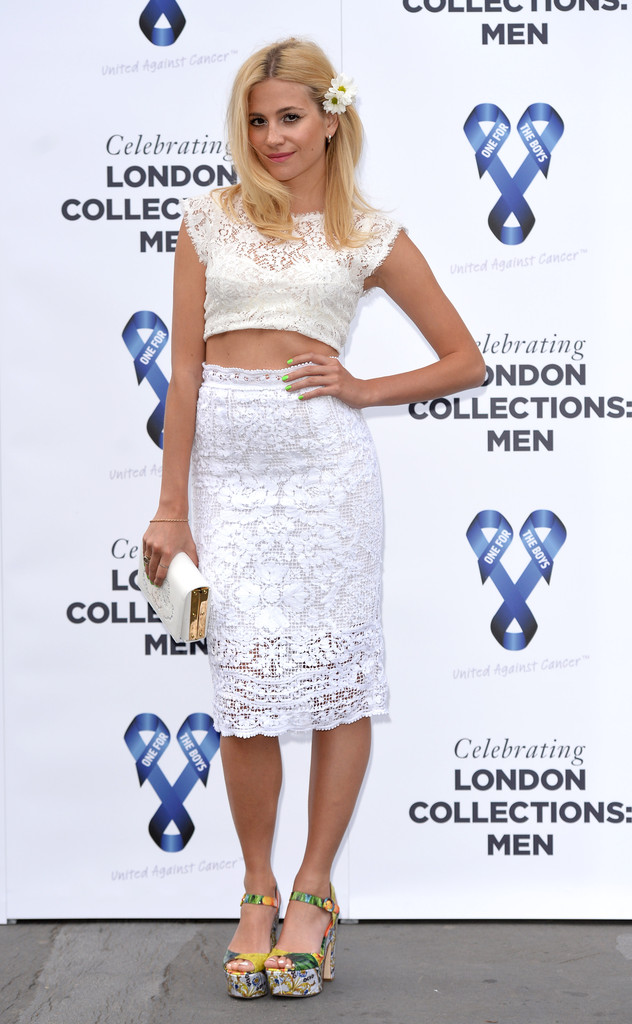 Pixie Lott's Most Inspiring Mod Moments