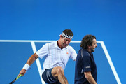 Pat Cash and Henri Leconte Photos Photo
