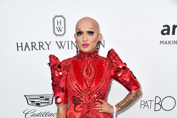 Ongina amfAR Los Angeles 2017 - Arrivals
