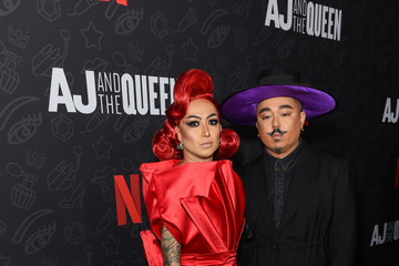Ongina Premiere Of Netflix's 'AJ And The Queen' Season 1 - Red Carpet